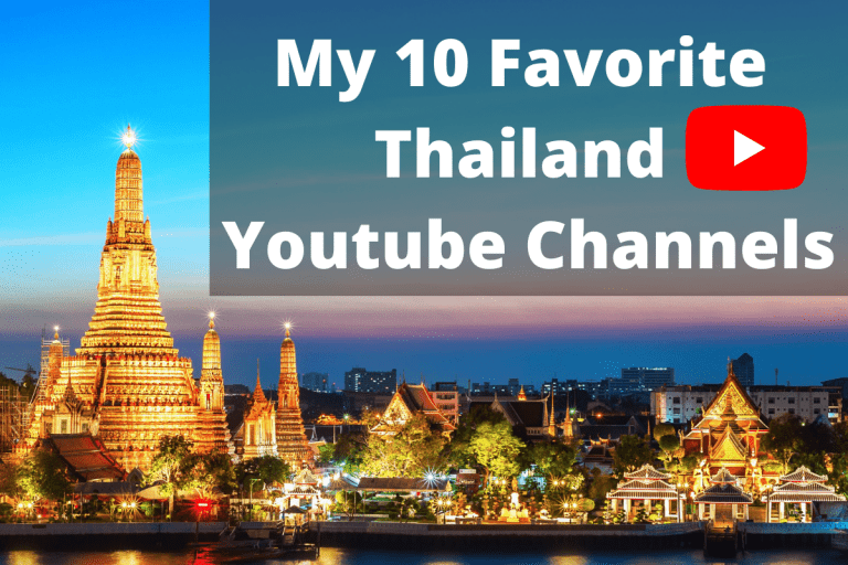 10 Thailand YouTubers That Will Inspire You
